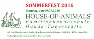 HoA-Sommerfest